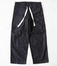 sus-sous Trousers MK-1 [INDIGO]