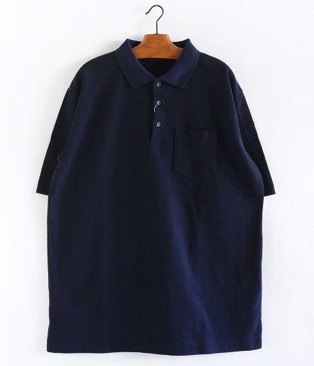 DRESS Ground Keeper Polo Shirt [NAVY]