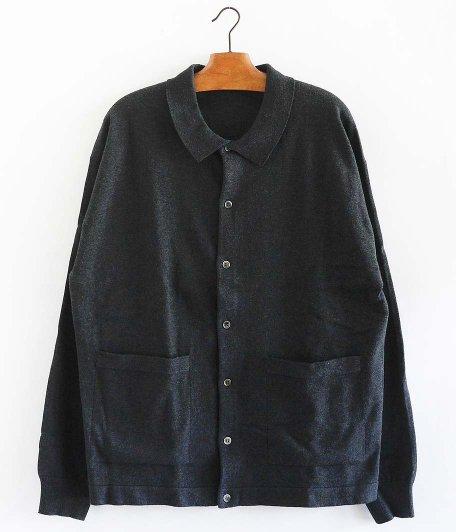crepuscule Knit shirt [C.GRAY]