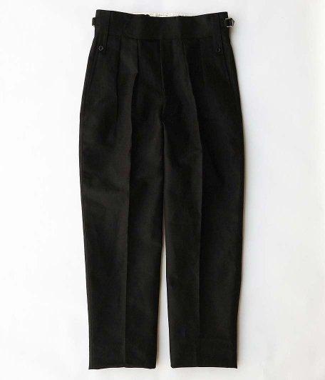 NEAT C/L Oxford Beltless [BLACK]