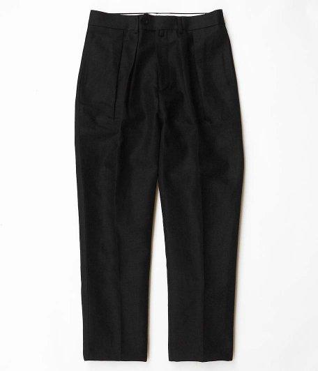 NEAT C/L Oxford Tapered [BLACK]