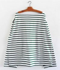 OUTIL TRICOT AAST [WHITE / GREEN]