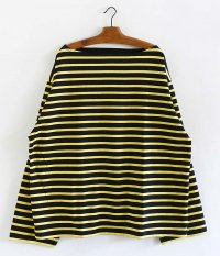 OUTIL TRICOT AAST [BLACK / YELLOW]