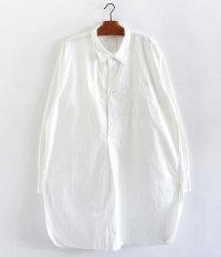 50's スウェーデン軍グランドファーザーシャツ  [Dead Stock / One Wash]