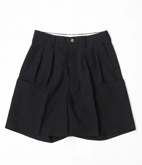 NEAT for RADICAL Exclusive Washable Tropical Cargo Shorts [NAVY]