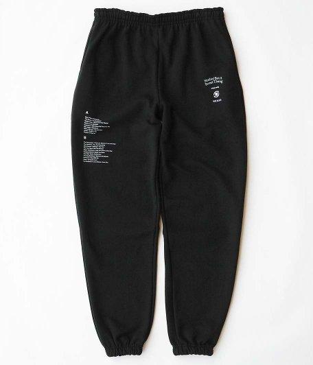 NEMES N.B.A.S.T SWEAT PANTS [BLACK]