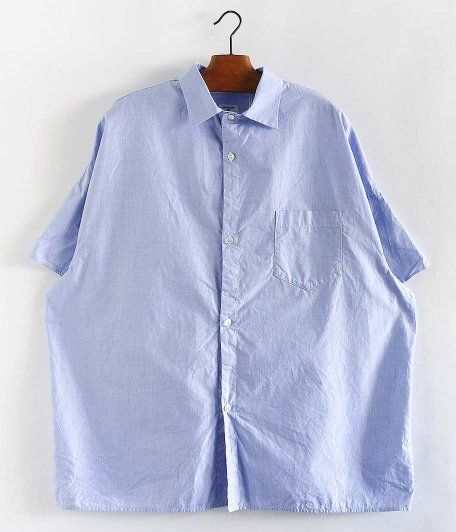 NECESSARY or UNNECESSARY SLOPING S/S HM [BLUE]