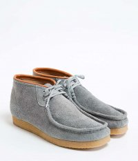STOCK NO MB1803 Moccasin Shoes [GRAY]