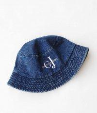 gourmet jeans for RADICAL GJ刺繍 HAT [DARK BLUE]