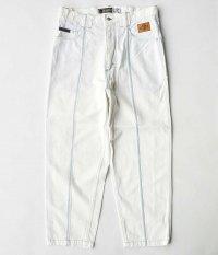 gourmet jeans TYPE 3 LOCK STITCH [WHITE]