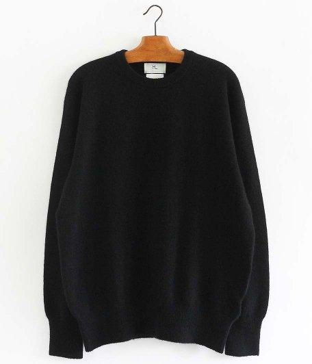 HERILL Wholegarment Pullover [BLACK]