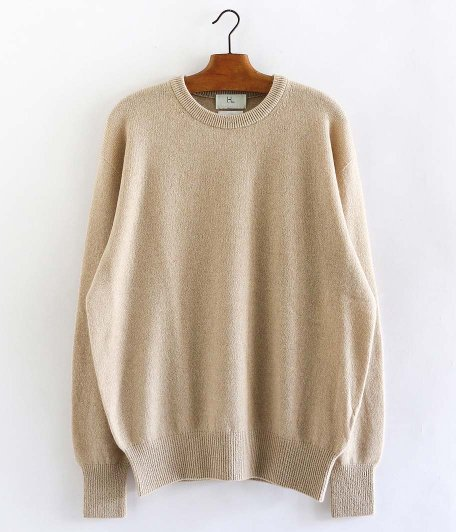 HERILL Wholegarment Pullover [NATURAL]