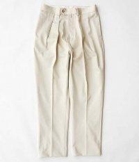 NEAT Cotton Satin Tapered [IVORY]