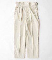 NEAT Cotton Satin Beltless [IVORY]