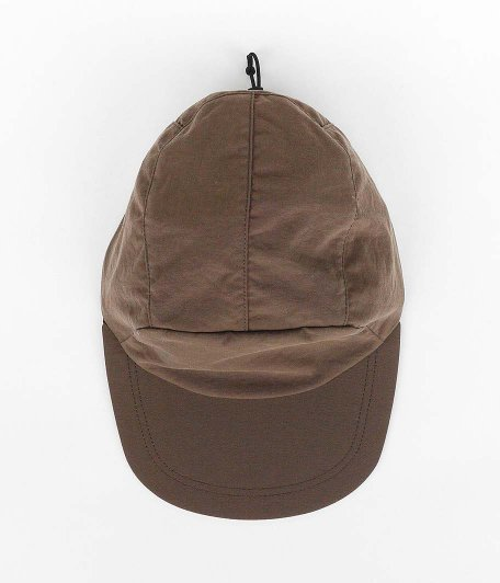 rajabrooke KUFI MIX CAP [COFFEE]