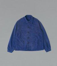60's LE MONT ST MICHEL フレンチワークジャケット