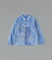 60's モールスキンフレンチワークジャケット