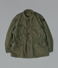 50's U.S.ARMY M-51フィールドジャケット