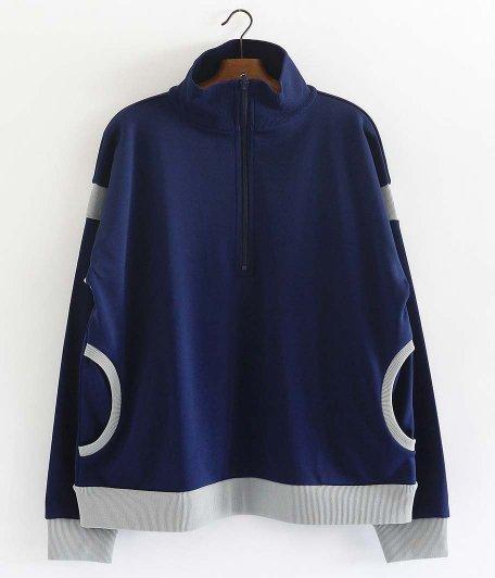 DRESS 588 H/Z Jersey [NAVY × GRAY]