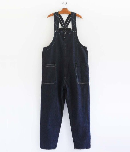 KAPTAIN SUNSHINE Deck Trouseres [OLDER INDIGO]