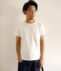 ANACHRONORM Pocket T-shirts OFFWHITE