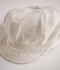 NEW YORK HAT #6225 LINEN SPITFIRE Oatmeal