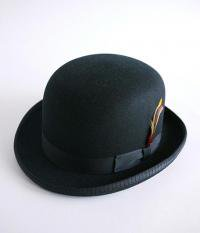 NEW YORK HAT #5001 Deluxe Wool Felt Derby