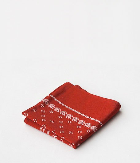 ANACHRONORM Discharge Bandana [RED]