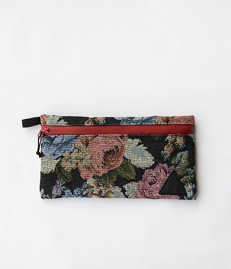 LIF × BLUE LUG GBL TOOL [NAVY FLOWER]