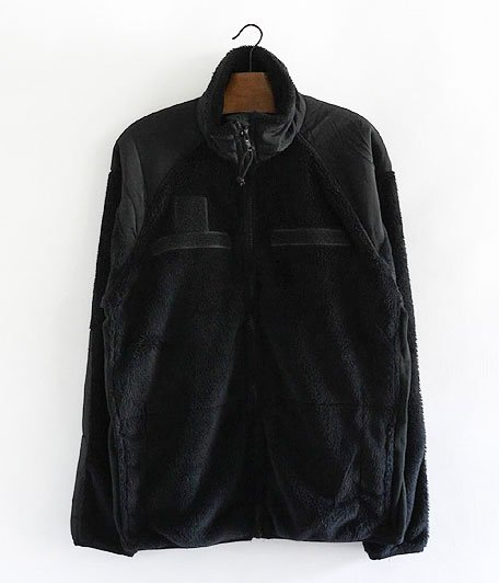 ROTHCO ECWCS Fleece Jacket Slim Fit Remake [BLACK]