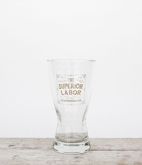 THE SUPERIOR LABOR Beer Tumbler [gold]