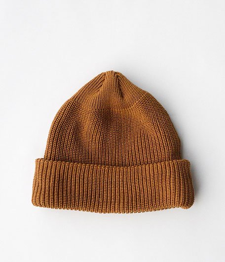 DECHO KNIT CAP [BROWN]