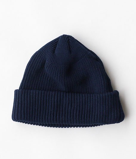 DECHO KNIT CAP [NAVY]
