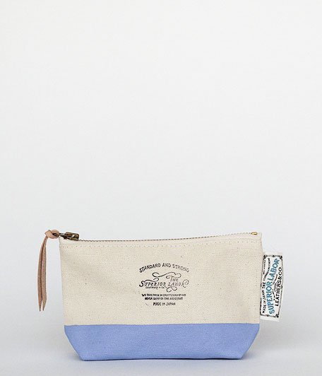 THE SUPERIOR LABOR Engineer Pouch #02 [light blue]