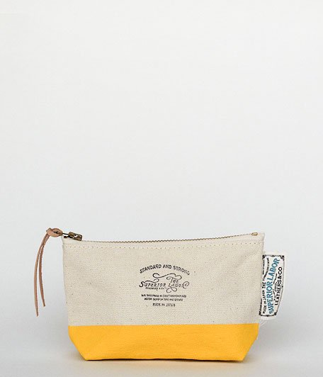 THE SUPERIOR LABOR Engineer Pouch #02 [yellow]