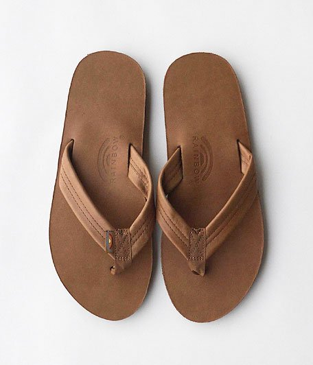 RAINBOW SANDALS Classic Leather [TAN]