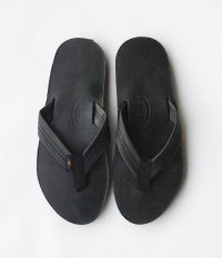 RAINBOW SANDALS Classic Leather [BLACK]