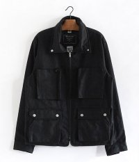 ANACHRONORM Ventile Cotton Field Jaket [BLACK]