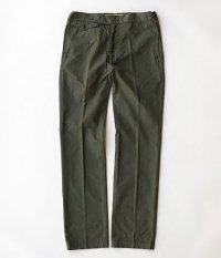 NECESSARY or UNNECESSARY WORK TROUSERS [OLIVE]