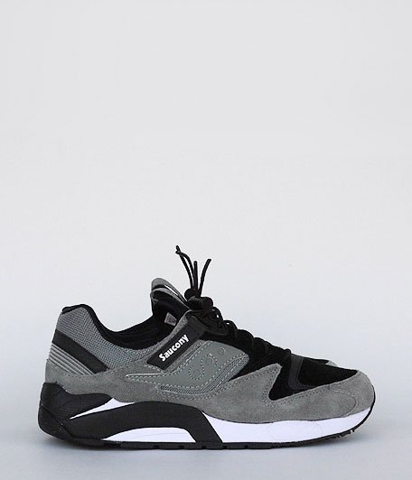 Saucony GRID 9000 [GRAY / BLACK]