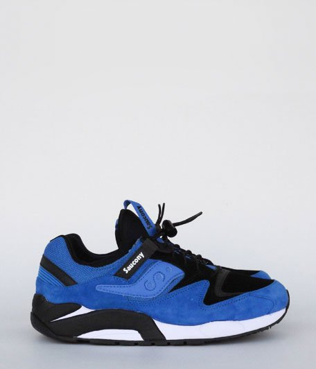 Saucony GRID 9000 [BLUE / BLACK]