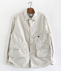 CORONA HUNTER HIKER SHIRT [TYPEWRITER CLOTH / SAND]