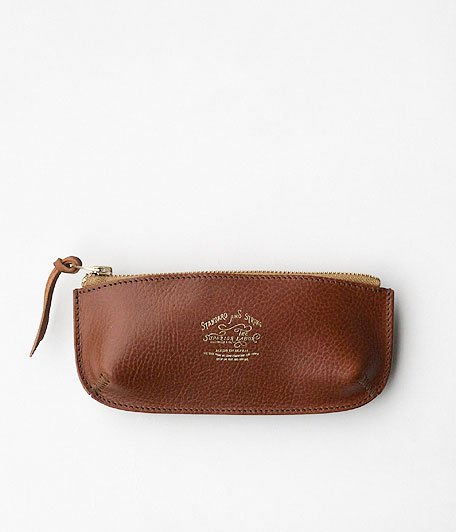 THE SUPERIOR LABOR Pen Case [light brown]