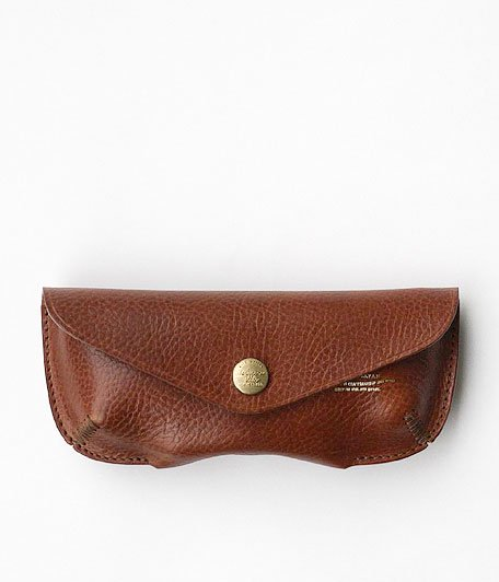 THE SUPERIOR LABOR Glasses Case [light brown]