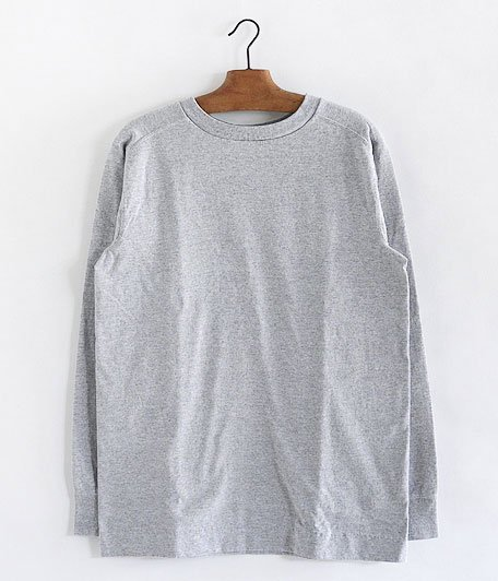 NECESSARY or UNNECESSARY L/S-T [GRAY]
