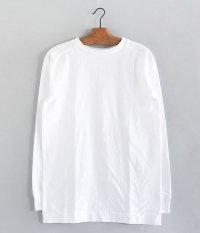 NECESSARY or UNNECESSARY L/S-T [WHITE]