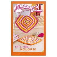 英文パターンブック Kitchen Kolors!