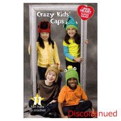 英文パターンブック Crazy Kids' Caps