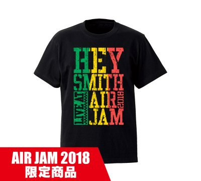 HEY-SMITH_AIR JAM 2018 T A_BLACK