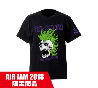 HEY-SMITH_AIR JAM 2018 T B_BLACK×PURPLE
